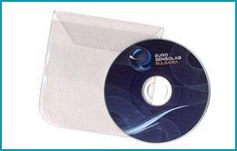 PVC, целофанени и хартиени опаковки за дискове | PVC, celophane & paper sleeves