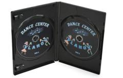 Танцов център Влахов - 2 бр. DVD с печат и запис в DVD кутийка