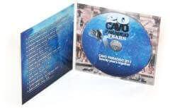 CavoParadiso - AudioCD матрица в опаковка Digipak