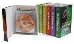 Cilect Prize - серия DVD в опаковка