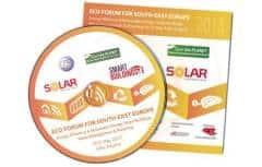 Еко форум 2013 год - презентация - диск с печат и запис
