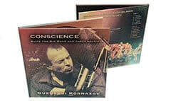 Conscience - Корназов - AudioCD в луксозна опаковка