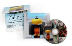 Mohika - mini диск с печат и запис в картонена обложка