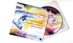 НБУ - CD с печат и запис в луксозна опаковка