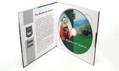 Св. Марина ни закриля - печат и запис на диск в луксозна опаковка М-РАСК