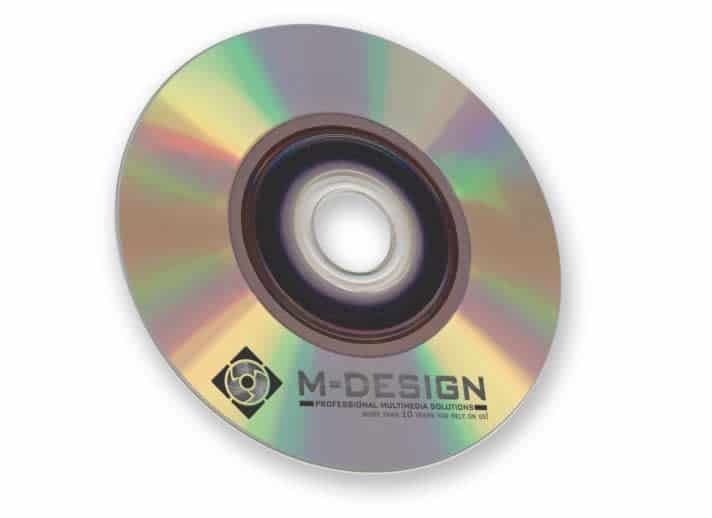 mini CD DVD 80 mm